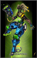 Lucio - Overwatch by Puekkers