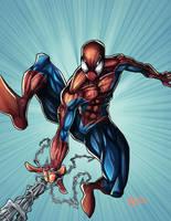 Spiderman V2 by Puekkers