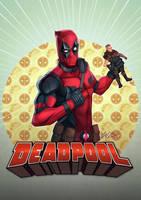 Deadpool 2 by Puekkers