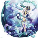 Aquarius by Cyraelh