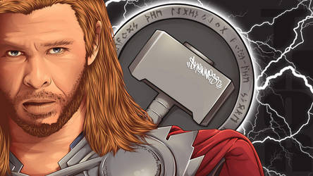 Thor by peaceonearth888