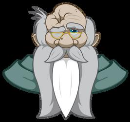Old Dwarf by ArmenDangerous