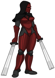 Blade Sister by ArmenDangerous