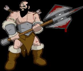 Barbarian by ArmenDangerous