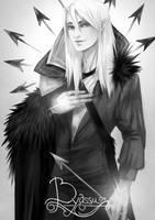 Back to Black by Byassu