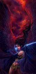 Dark Angel by yangtianli