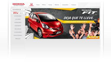 propuesta honda fit 2010 by diego64