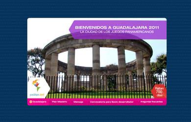 villa panamericana webdesign by diego64