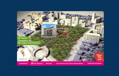 villa panamericana webdesign 2 by diego64
