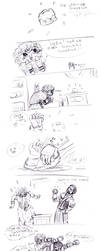 The ultimate sweetroll - a skyrim comic by MagiTheLion