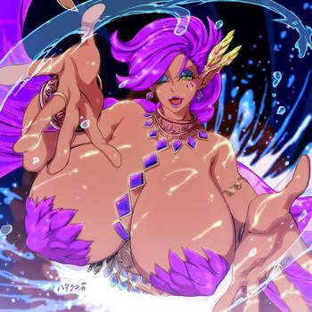 Great Fairy Mija-FuchiK's commission by hataraki-ari