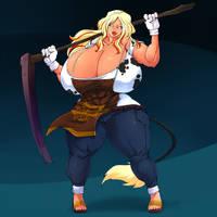 Eve-MindScatter's commission by hataraki-ari