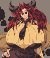 Mz's cow girl by hataraki-ari