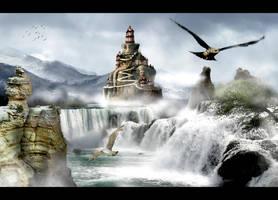 Air Temple by faqeeh