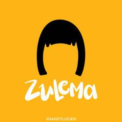Zulema Zahir VIS A VIS by sanwita