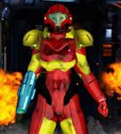 Metroid: Legacy by Comikazi