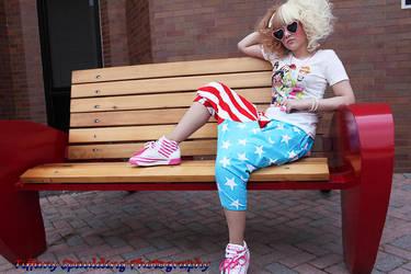 American Pride 2 by BanishedInChains