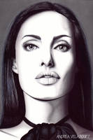 Angelina Jolie. by andreavelazquez