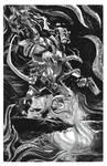 Hellboy by JamesWhynotInks