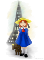 Madeline by Drakon-the-Demon