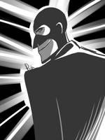 Ninja Spy by Py-Bun