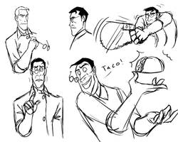 Medic Practice by Py-Bun