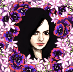 Jessica Jones by JuliePM