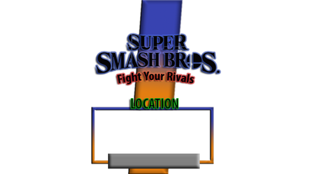 Super Smash Bros. Fight Your Rivals (Base) by SonicPal