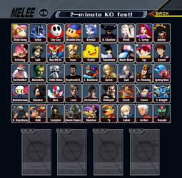 SSB Custom Roster What-if Newcomers by SonicPal