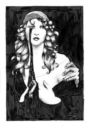 Sometimes depression can inspire ... by Vasilisa-Sili