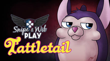 Tattletail Title Card by wibblethefish