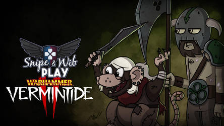 Vermintide 2 Title Card by wibblethefish