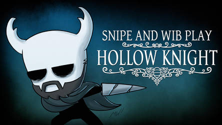 Hollow Knight Title Card by wibblethefish