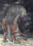 eat all the vikings by Bluari
