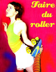 Rollergirl by michante