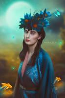 Blue Moon by alanleal22