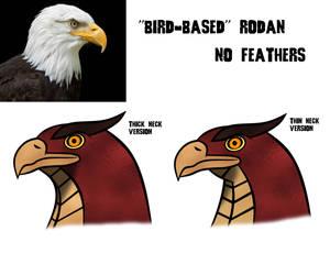 Rodan by DragonKnark