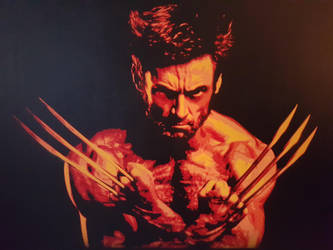 Wolverine by JamB-space