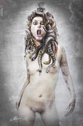 The Tale of Medusa by mirkomkb