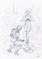 Killing inspiration (sketch) by Vacius