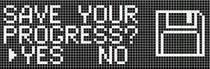 Cross Stitch Gamer Bookmark pattern by passionfyre