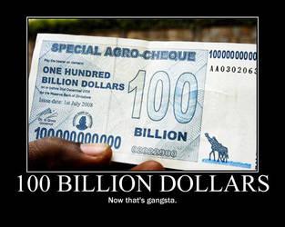100 Billion dollars by Twiggierjet