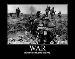 War by Twiggierjet