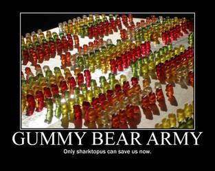 Gummy bears by Twiggierjet