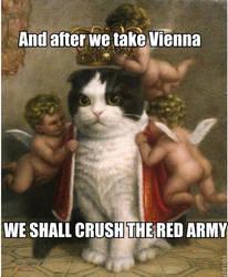 Emperor cat by Twiggierjet