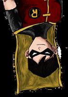 Robin by LenleG