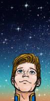 Starman by LenleG