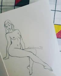 heart nipple by Lovely-Bacar