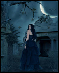 Tainted Hearts and Full Moons by silentfuneral