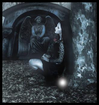 The Dark Caress by silentfuneral